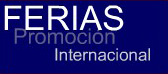 Ferias Promoción Internacional