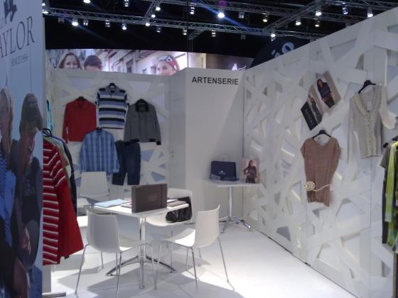 stand feria textil