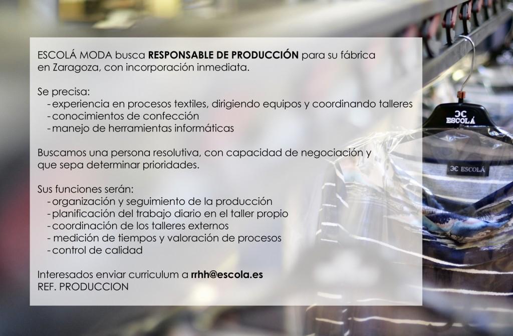 Ofertas de empleo fitca for Ofertas de empleo en fabricas